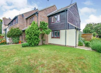 Thumbnail 1 bed semi-detached house for sale in Whitebeam Way, Tangmere, Chichester, West Sussex