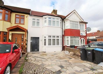 Thumbnail 3 bedroom terraced house to rent in New Park Avenue, London