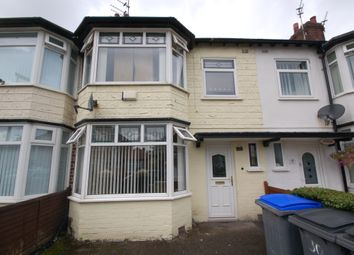 Thumbnail 3 bed terraced house for sale in Lunedale Avenue, Blackpool