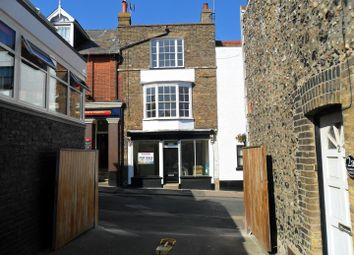 Thumbnail 3 bed terraced house for sale in Harbour Street, Broadstairs