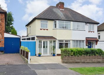 Thumbnail 3 bedroom semi-detached house for sale in Springthorpe Road, Pype Hayes, Birmingham