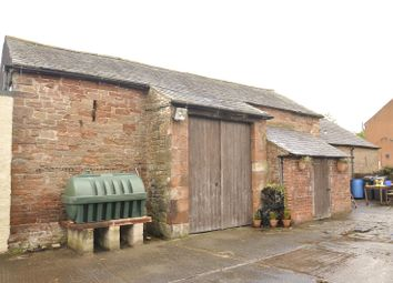 Thumbnail Barn conversion for sale in Barn For Conversion, Barclose Farm, Barclose, Scaleby, Carlisle