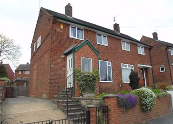 Thumbnail 2 bed semi-detached house for sale in Old Run Road, Belle Isle, Leeds, West Yorkshire