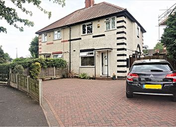 Thumbnail 3 bed semi-detached house for sale in Shakespeare Road, Smethwick