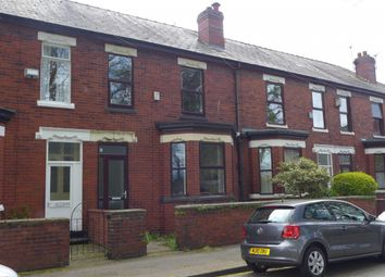 Thumbnail 4 bed terraced house to rent in Hill Street, Withington, Manchester