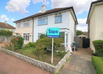 3 bed semi-detached house for sale in Stonehill Close, Leigh-On-Sea SS9