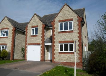Thumbnail 4 bed detached house to rent in Rawdon Way, Faringdon