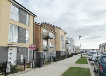 Thumbnail 3 bed property to rent in Charlton Boulevard, Patchway, Bristol