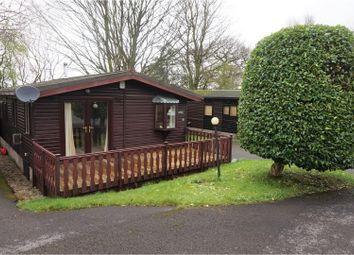 Thumbnail 2 bed lodge for sale in Crooklands, Milnthorpe