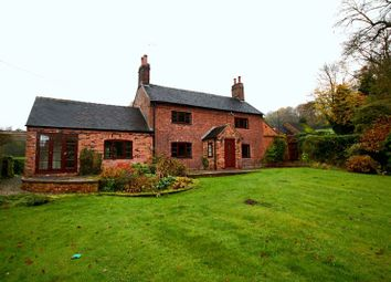 Thumbnail 3 bedroom detached house to rent in Snape Hall Road, Baldwins Gate, Newcastle Under Lyme
