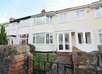 Thumbnail 3 bed terraced house for sale in Manor Road, Fishponds, Bristol, Avon