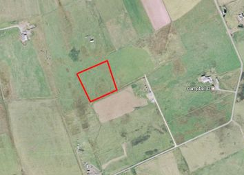 Thumbnail Land for sale in Plot At Newlands Lybster, Caithness KW36Bb