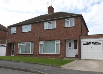 Thumbnail 3 bed semi-detached house for sale in Cleeve Lawn, Swindon