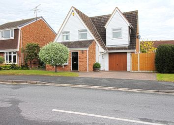 Thumbnail 4 bed detached house for sale in Leopard Rise, Worcester