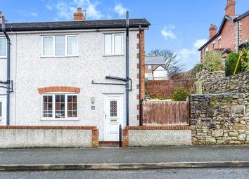 Thumbnail 2 bed terraced house for sale in Graig Llwyd, Denbigh