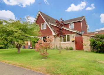Thumbnail 4 bed detached house for sale in Malsters Close, Mundford, Thetford