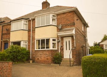 Thumbnail 2 bedroom semi-detached house for sale in Longstone Crescent, Sheffield