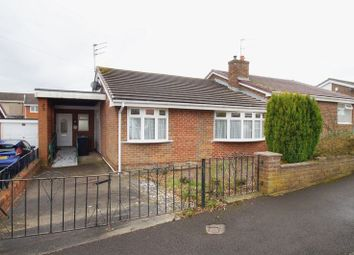 Thumbnail 2 bed semi-detached bungalow for sale in Rothbury Road, Newton Hall, Durham