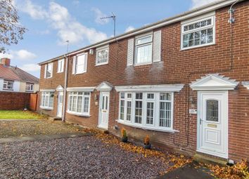 3 bed terraced house for sale in Millfield Court, Bedlington NE22