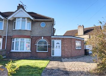 Thumbnail 4 bed semi-detached house for sale in Bessemer Road East, Swindon