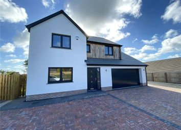Thumbnail 4 bed detached house for sale in Penstowe Road, Kilkhampton, Bude