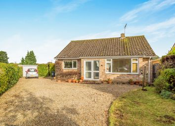 Thumbnail 3 bedroom detached bungalow for sale in Albert Street, Holt