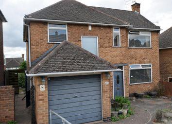 Thumbnail 3 bedroom detached house for sale in Walsingham Road, Woodthorpe, Nottingham