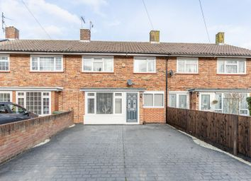 Thumbnail 3 bed terraced house for sale in Elsted Close, Ifield, Crawley, West Sussex