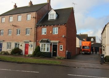 Thumbnail 4 bedroom town house to rent in Othello Avenue, Heathcote, Warwick