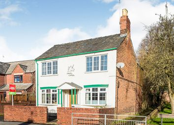Thumbnail 4 bed detached house for sale in Middleton Road, Oswestry, Shropshire