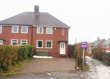 Thumbnail 3 bed semi-detached house for sale in Tweedale Crescent, Madeley Telford