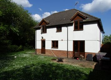 Thumbnail 4 bed detached house to rent in Thornes Meadow, Duncideock
