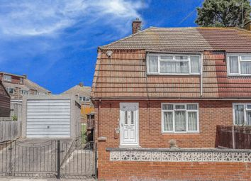 Thumbnail 2 bed semi-detached house for sale in Knights Road, Hoo, Rochester