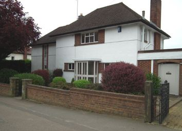 Thumbnail 3 bed property to rent in St. Christophers Home, Abington Park Crescent, Abington, Northampton