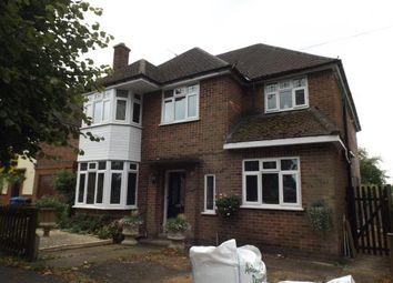 Thumbnail 5 bed detached house for sale in Dunkirk Avenue, Desborough, Kettering, Northamptonshire