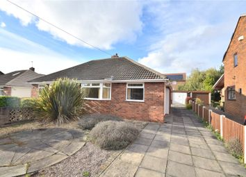Thumbnail 2 bed bungalow for sale in Ruskin Avenue, Wakefield, West Yorkshire