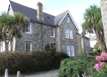 Thumbnail 1 bed flat to rent in 9 Morrab Road, Penzance