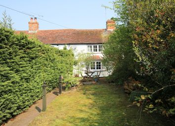 Thumbnail 2 bedroom terraced house for sale in Braintree Road, Dunmow, Essex