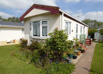 Thumbnail 1 bed mobile/park home for sale in Bakers Farm Park, Upper Horsebridge, Hailsham