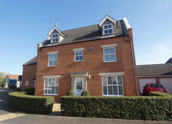 Thumbnail 5 bed detached house for sale in Crystal Drive, British Sugar, Peterborough