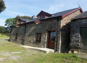 Thumbnail 3 bed cottage to rent in Llanilar, Aberystwyth
