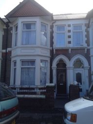 Thumbnail 5 bed property to rent in Soberton Avenue, Heath, Cardiff