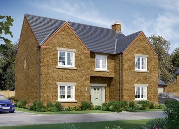 "Thumbnail 5 bed detached house for sale in ""The Oakham"" at Malt Mill Close, Kilsby, Rugby"