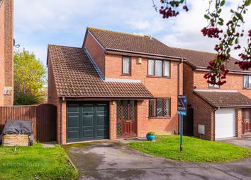 Thumbnail 4 bedroom detached house for sale in Brookfield Close, Chipping Sodbury, Bristol