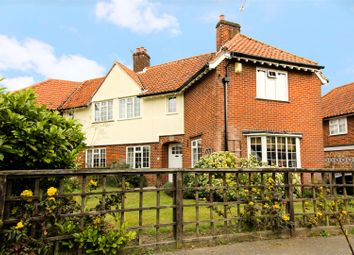 Thumbnail 3 bed semi-detached house for sale in Kennett Close, Norwich