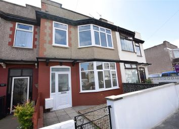Thumbnail 3 bed terraced house for sale in Davis Street, Avonmouth, Bristol