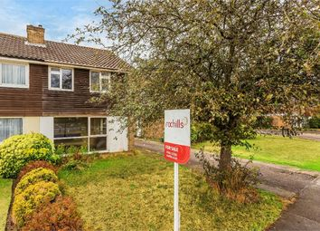 Thumbnail 3 bed semi-detached house for sale in Walton Park, Walton-On-Thames, Surrey
