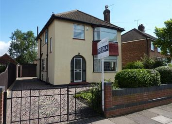 Thumbnail 3 bed detached house for sale in The Cresta, Grimsby