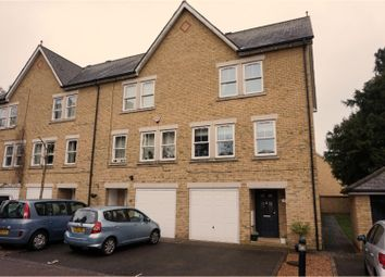 Thumbnail 4 bed town house for sale in Angelica Square, Maidstone