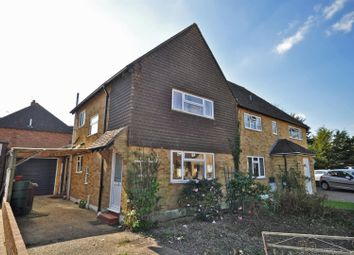 Thumbnail 2 bed property for sale in Hawks Town Crescent, Hailsham